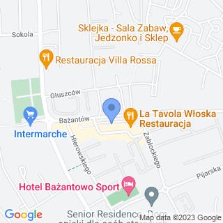 Ivet na mapie