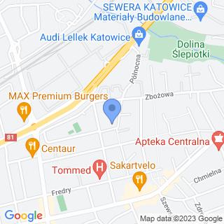 Lingua Franca Szkoła Języków Obcych na mapie