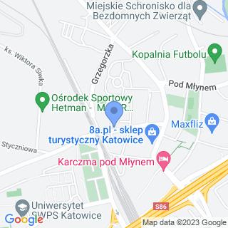 IPS Apollonia-Dent na mapie