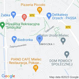 Gelena na mapie