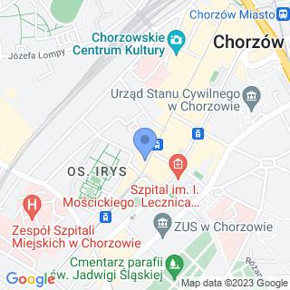 Studio Urody na mapie