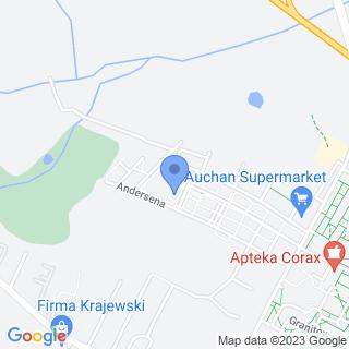 La Retouche Makijaż Permanentny na mapie
