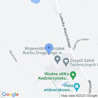 Katolickie Centrum Pomocy Rodzinie na mapie