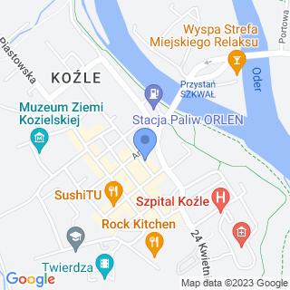 Cyklo-Sport na mapie