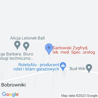 NZOZ Iwo-Dent Poradnie Specjalistyczne na mapie