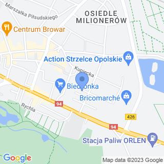 Gk Projekt na mapie