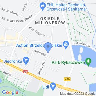 Pro-Pharma na mapie