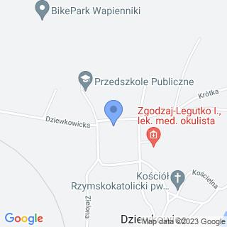 Mg Elektrol na mapie