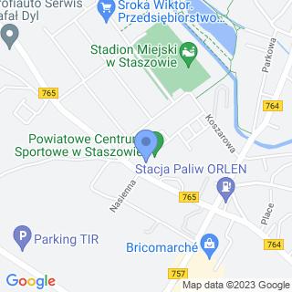 Turkus na mapie