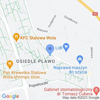 Apteka Panax na mapie