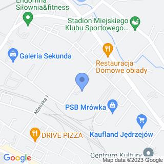 """Fundacja Miśka Zdziśka """"Błękitny Promyk Nadziei"""" na mapie"""