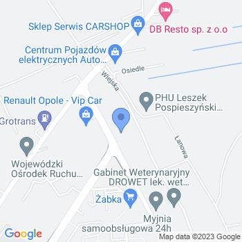 """Cezary Juda Ośrodek Medyczny """"Samarytanin"""" map.on"""
