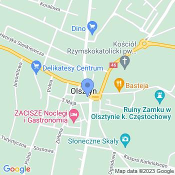 """Dental-Med"" Gabinet Protetyczny map.on"