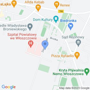 Wycena Nieruchomości map.on