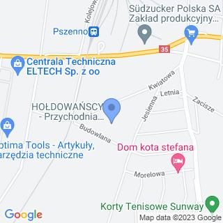 Przychodnia Weterynaryjna Hołdowańscy na mapie