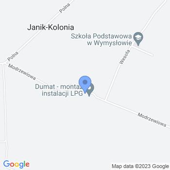 """Stowarzyszenie Oświatowe """"Przyjazna Szkoła"""" map.on"""