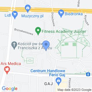 Key-Serwis na mapie