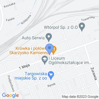Nasza Apteka na mapie