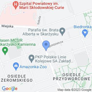 Apteka Plus na mapie