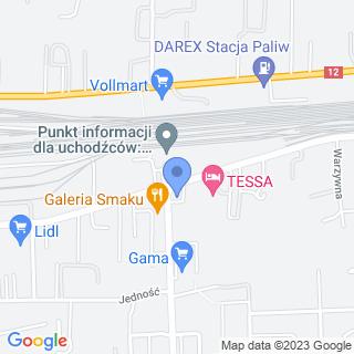 Firma na mapie