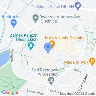 Walbi na mapie