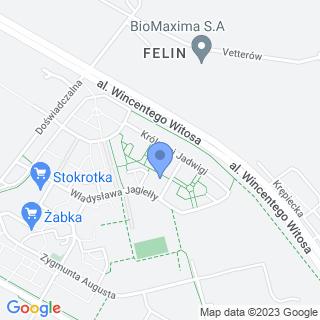 """Praktyka Lekarza Rodzinnego """"Zdrowie"""" na mapie"""