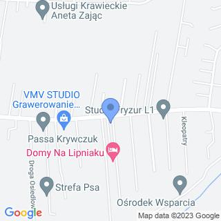Gabinet Psychologiczny (Na Wezwania) na mapie