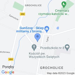 Publiczne Przedszkole w Lipie na mapie