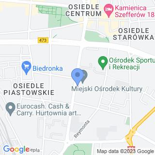 Galenica Apteka Samoobsługowa na mapie