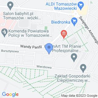 Firma Usługowa Romus na mapie