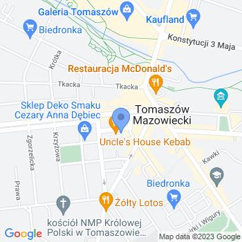 Centrum map.on