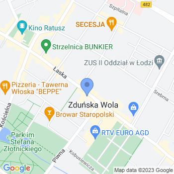 Centrum Farmaceutyczne Apteka Słoneczna map.on