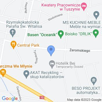 Melisa map.on