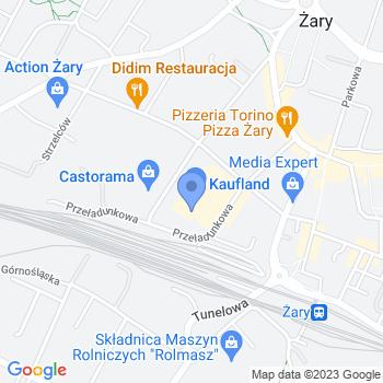 "Apteka ""Dr. Max"" map.on"