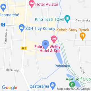 Towarzystwo Muzyczne im. Karola Nicze na mapie