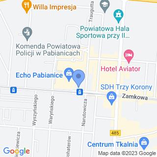 """Fundacja """"Wakacje Marzeń"""" na mapie"""