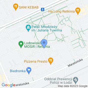Apteka Dbam o Zdrowie map.on