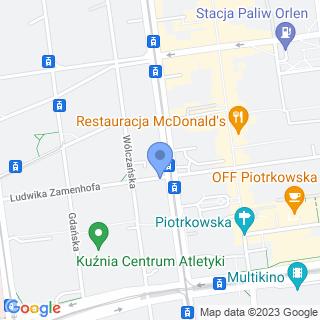 """Fundacja Pomocy i Promocji """"Pro Musica"""" na mapie"""