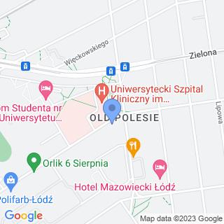 Fundacja im. Wojskowej Akademii Medycznej na mapie