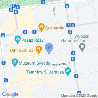 Przedszkole Miejskie nr 71 na mapie