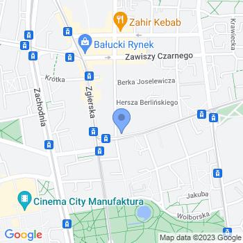 A Jak Apteka map.on
