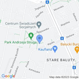 """Stowarzyszenie Żeglarzy Niepełnosprawnych """"Keja"""" na mapie"""