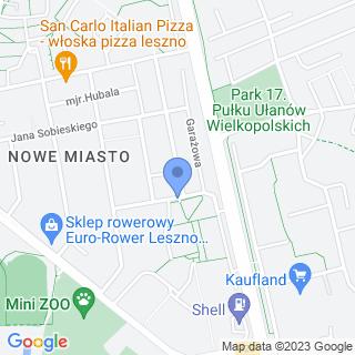Przedszkole w Lipnie na mapie