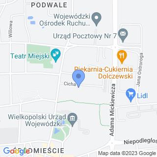 Strefasportu. Pl na mapie