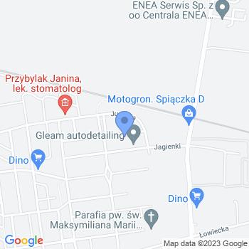 Gminne Przedszkole Publiczne w Bogdańcu map.on