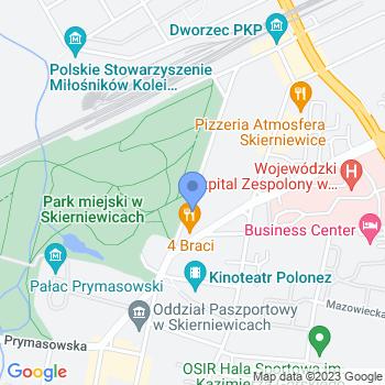 Apteka Wita Mgr Farm. Dorota Kłossowska map.on