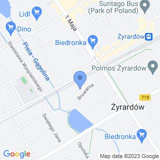 Usługi Ślusarsko-Tokarskie na mapie