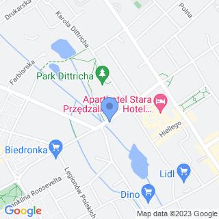 Jakblock na mapie