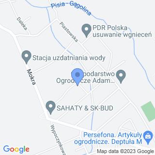 Instalfirm na mapie