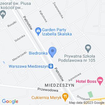 Adam Paweł Wydra map.on